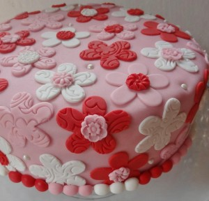 Gezellige taart