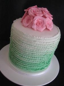 Familie Verboom wedding cake