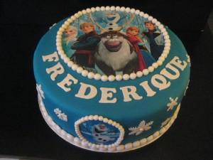 Frozen voor Frederique