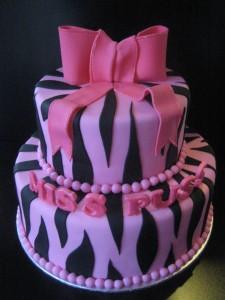 Miss Puss - Tante Plomm - Verjaardagstaart