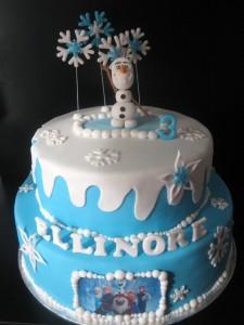 Tante Plomm Olaf Frozen