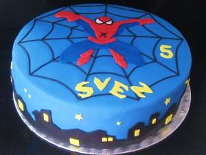 Tante Plomm Spiderman