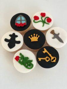 Cupcakes kasteel